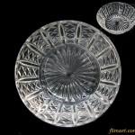 昭和レトロプレス皿R573
