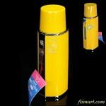 象印魔法瓶保温水筒プラボトルオートリールみェーる黄0.55L