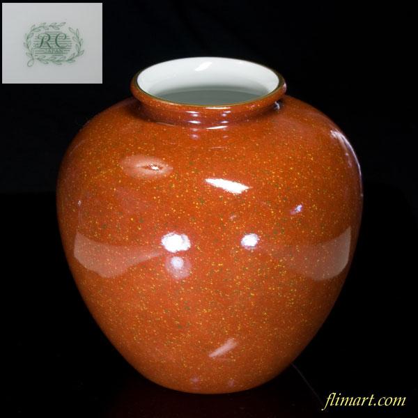昭和レトロノリタケRC花瓶
