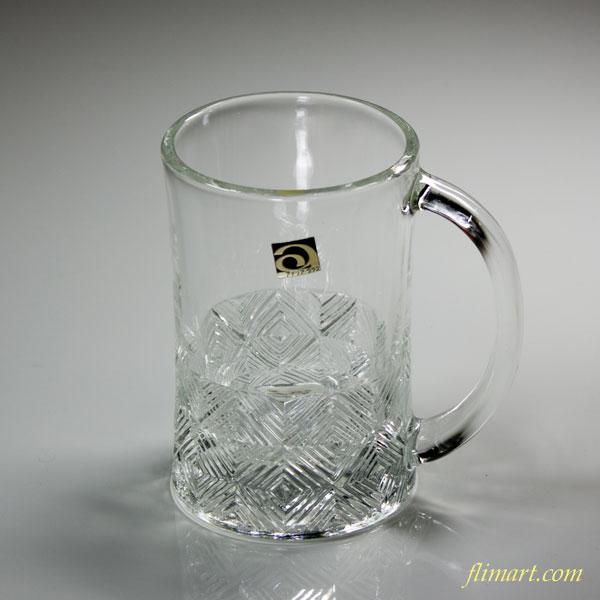 昭和レトロアデリアグラスガラスマグカップR2083