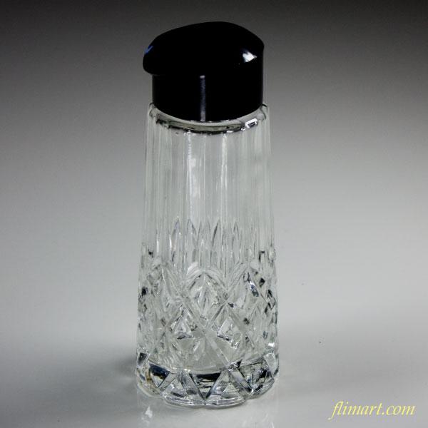 昭和レトロガラス醤油差しR2935