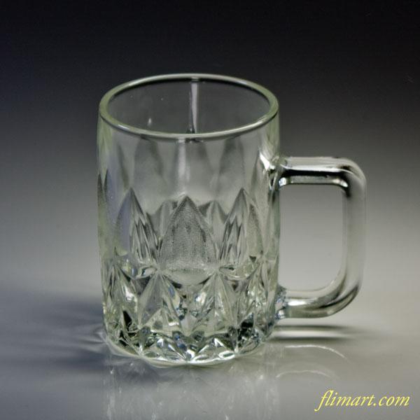 昭和レトロソガグラスガラスマグカップR2841
