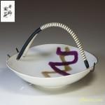 本郷陶苑果物皿