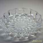 昭和レトロガラス大皿R2918