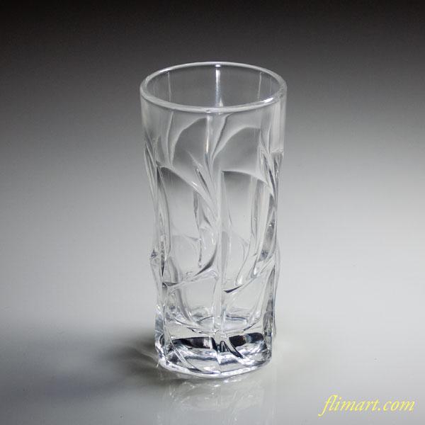 昭和レトロアデリアガラスコップR3395