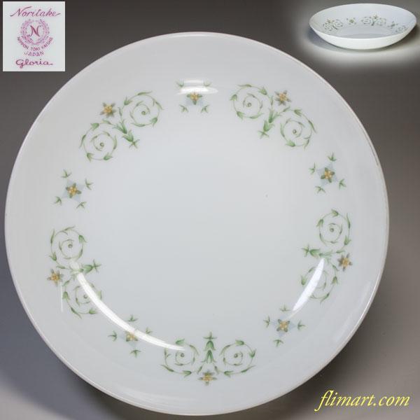 昭和レトロノリタケグロリアスープ皿