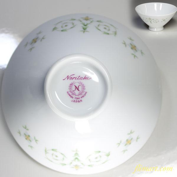 昭和レトロノリタケグロリア茶碗
