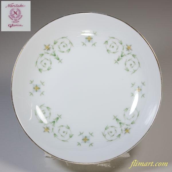 昭和レトロノリタケグロリア15cmクープ皿