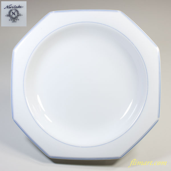 ノリタケ八角スーププレート