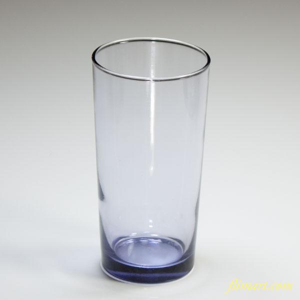 昭和レトロアデリア紫ガラスコップR4106