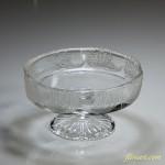 昭和レトロガラスアイスクリームかき氷鉢R4179