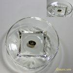 昭和レトロアデリアガラストレイ五枚セットR4807