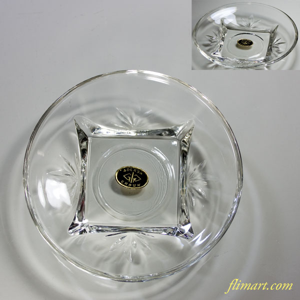昭和レトロアデリアガラストレイR4807