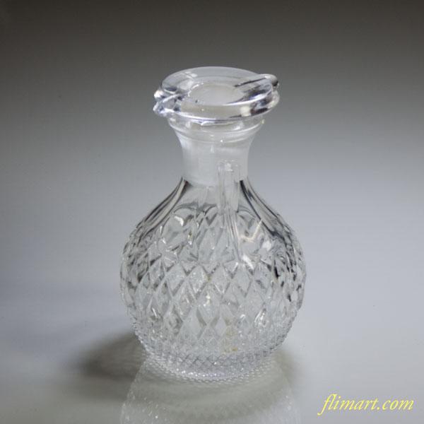カメイグラスクリスタルガラス醤油差し