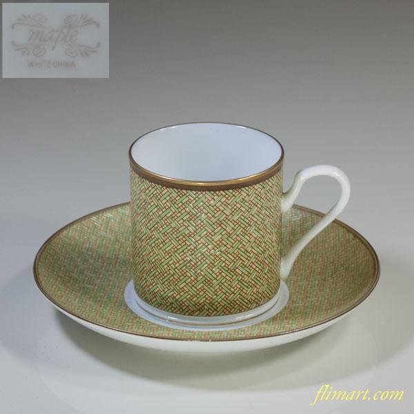 Mapleカップ&ソーサーR6346