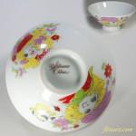 アニメ柄茶碗R4518
