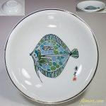 23cmカレー皿R5310