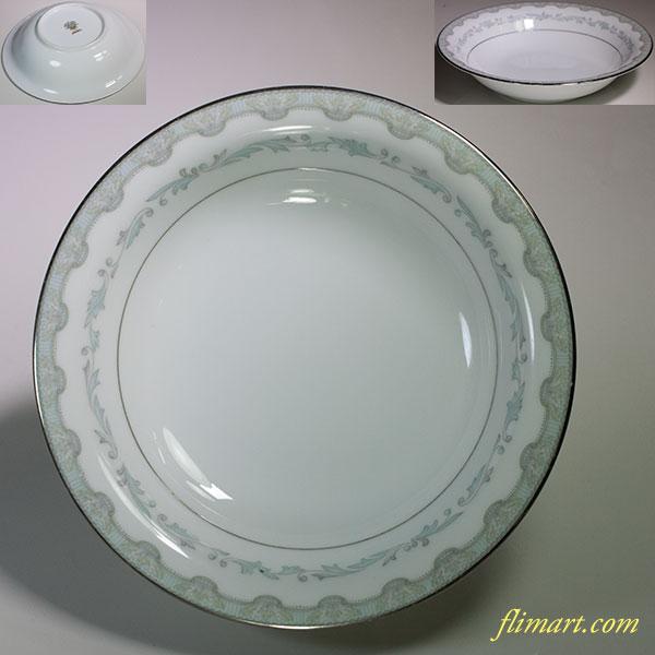 ノリタケマーガレットスープ皿R5329