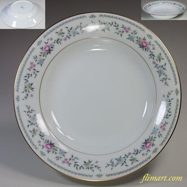 ノリタケHONEYハニー22.5cmカレー皿