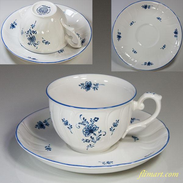 ノリタケクラフトーンカップ&ソーサーR5395