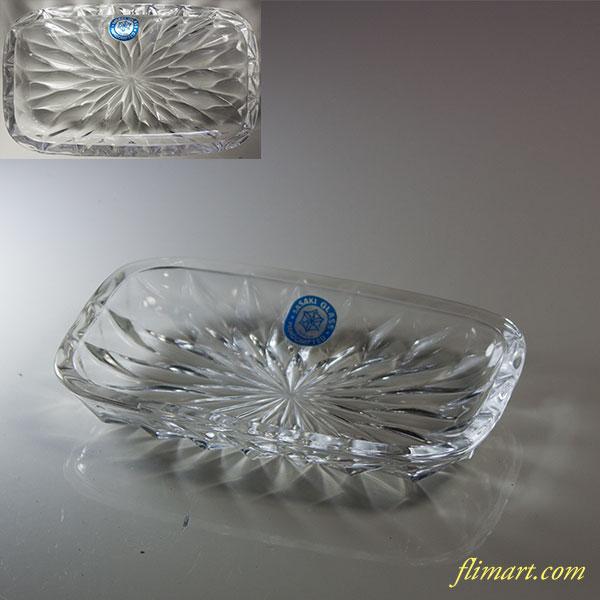 佐々木グラス豆皿トレイR5689
