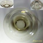 カガミクリスタルガラス14.5cmプレートR5654