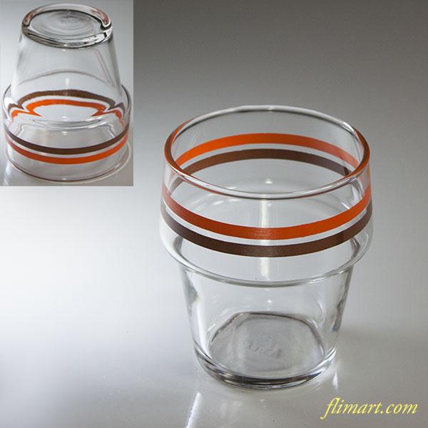アデリアADELEXガラスコップR5667