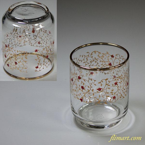昭和レトロ佐々木グラスガラスコップR5679
