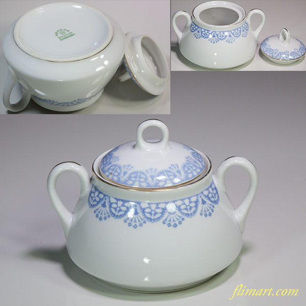 東洋陶器会社シュガーポットR5788