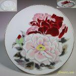 ノリタケ飾皿R5765