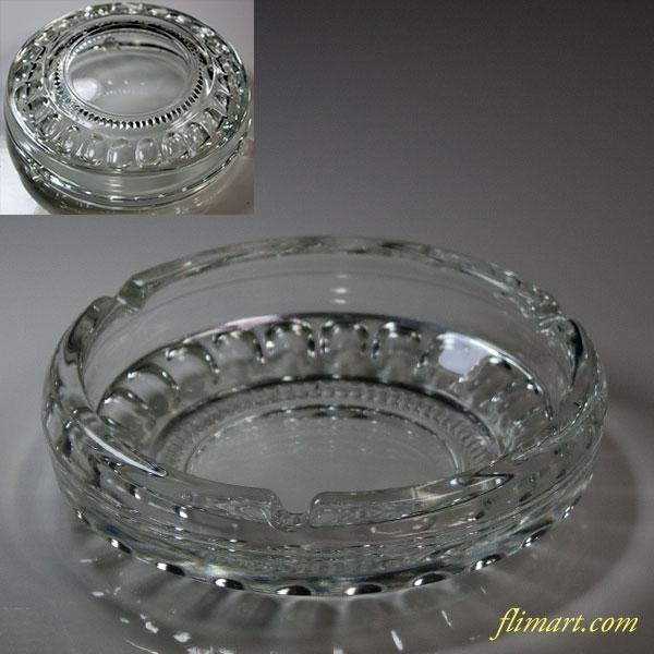 ガラス灰皿R5783