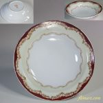 硬質陶磁器「丸許27433」ベリー皿