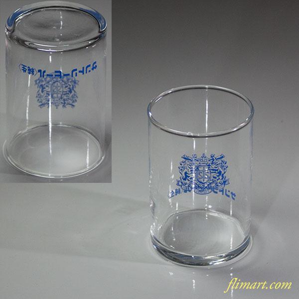 サントリービール純生ガラスコップR5922