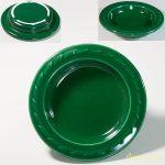 緑釉コースター豆皿R6339
