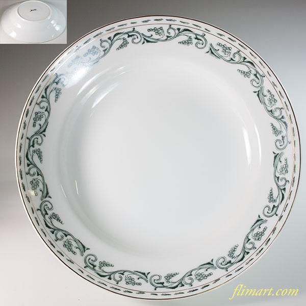 昭和レトロカレー皿R6004