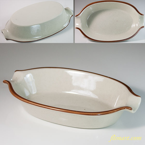 昭和レトログラタン皿R6010