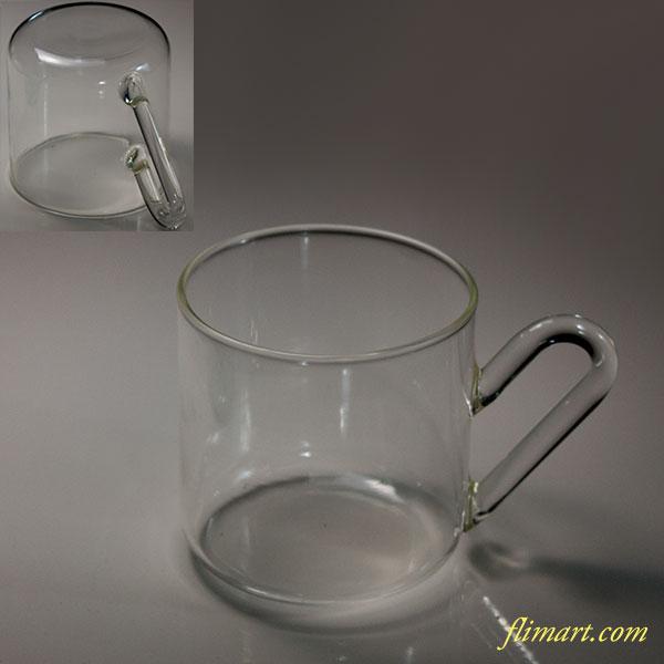 たち吉アダムアンドイブ耐熱ガラスマグカップ