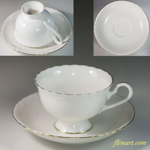 ノリタケRCカップ&ソーサーR6046