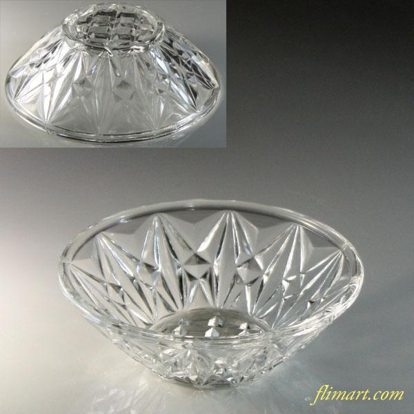 ガラス豆鉢小鉢R6099