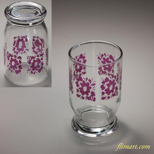 昭和レトロ東洋グラスガラスコップR6143