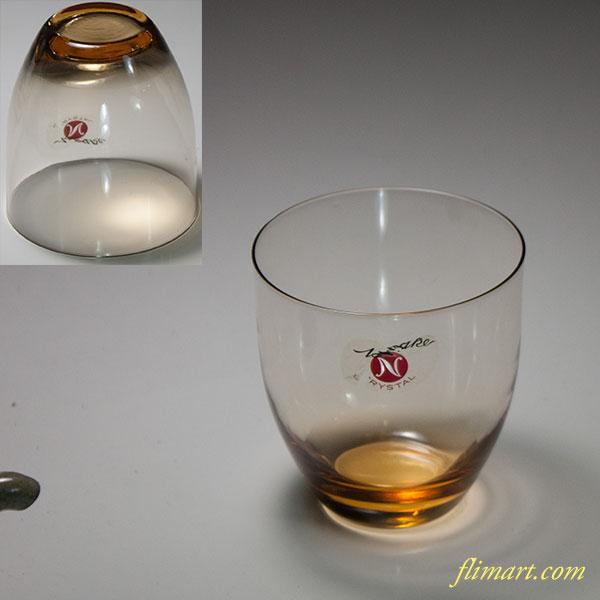 ノリタケクリスタルガラスコップR6169