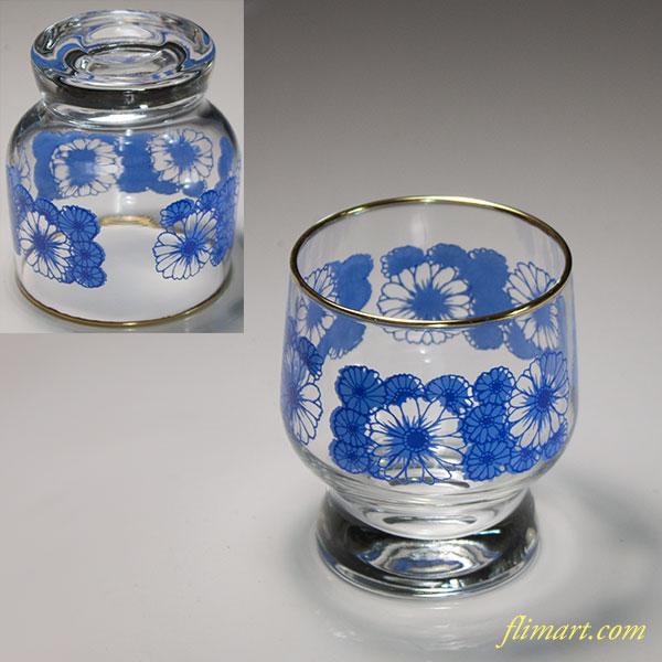 昭和レトロ東洋ガラスコップR6161