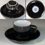 飴釉カップ&ソーサーR6201