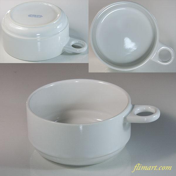 たち吉ADAM&EVEスープカップ