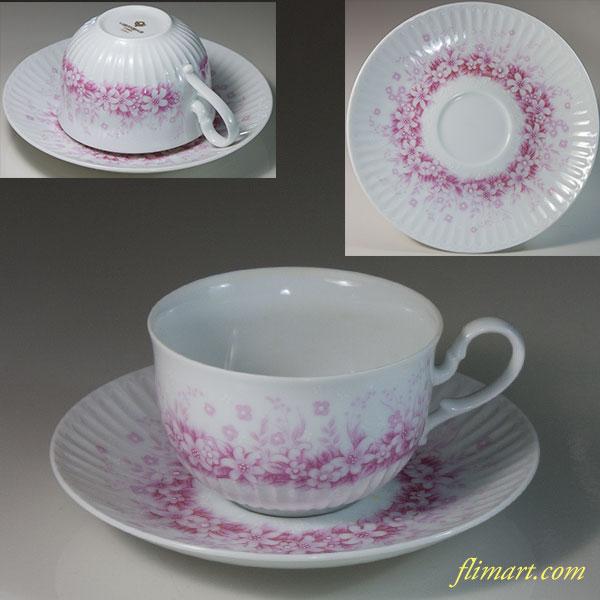 ヤマカカップ&ソーサーR6237