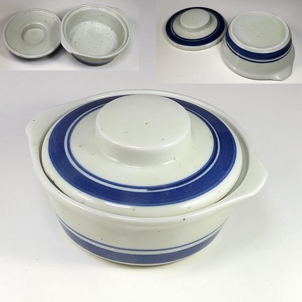 蓋付グラタン皿R6639