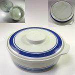 陶器製キャセロールR6651