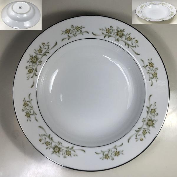 昭和レトロカレー皿R6693