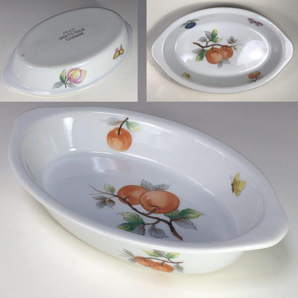 グラタン皿R6712