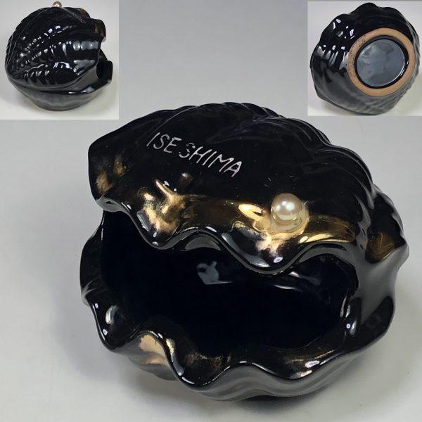 伊勢志摩真珠貝型灰皿